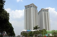 Most of Hanoi's condo projects launched in western area: CBRE