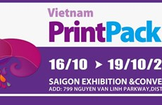 Nearly 400 companies to showcase products at int'l printing expo