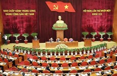 Fifth working day of Party Central Committee's 11th session