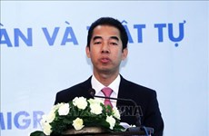 Vietnam joins global efforts to promote legal migration: Deputy FM