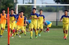 Vietnam's U19s defeat Thailand 1-0 in Bangkok Cup