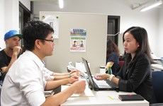 Consultation in mother tongue benefits Vietnamese people in Japan