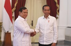 Indonesian President-elect explores possibility of ruling coalition