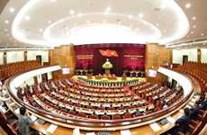 Party Central Committee's 11th plenum wraps up