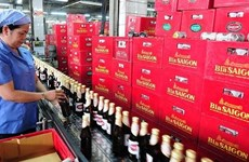 Beer makers enjoy higher consumption