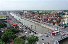 Hai Phong inaugurates key transport project