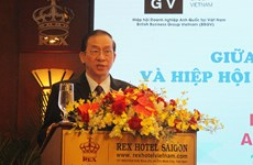 HCM City meets British firms to tackle business difficulties