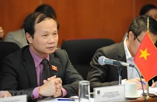 Vietnamese, Mexican parliaments exchange working experience