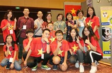 Vietnamese students win big at int'l young inventors contest