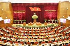 Party documents, personnel work in focus at Party Central Committee's 11th plenum