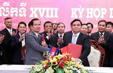 VN, Cambodia enhance cooperation in repatriation of soldiers' remains