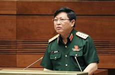 Vietnam's high-ranking military delegation visits EU
