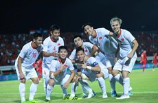 World Cup qualifiers: Vietnam earns second victory after beating Indonesia 3-1