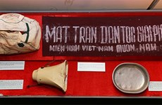 Exhibition honours Vietnamese women in national defence and developmen