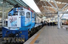 ASEAN – Korea train spotlights friendship and cooperation