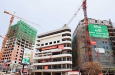 Cambodia: Investments poured into construction sector increase
