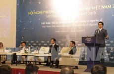 Deputy PM addresses Vietnam Business Summit 2019