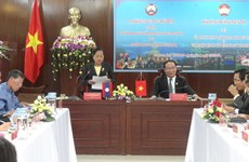 Quang Nam, Lao province to reinforce ties in border-related issues