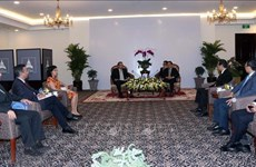 Vietnam, Cuba boost cooperation activities