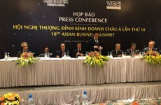 Summit backs super connected Asia for sustainable development