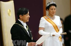 Vietnam congratulates Japan over Emperor Naruhito's enthronement