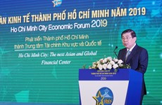 HCM City vows utmost efforts to become global financial hub