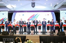 Innovation, startup week opens in HCM City
