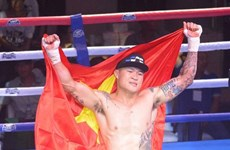 Truong Dinh Hoang aims to take WBA's Asia East title