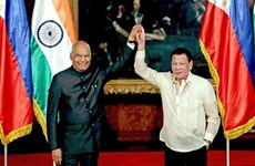 Philippines, India stress rules-based international order