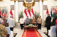 Indonesia launches int'l development aid fund