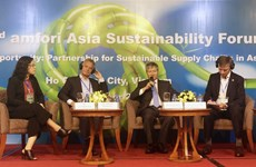 Sustainable development key to joining global chain