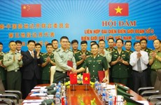Cao Bang reviews enforcement of Vietnam-China border documents