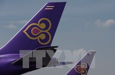Thai Airways considers to cancel flights to four S. Asian nations