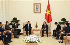 Vietnam treasures ties with China's Yunnan province: Deputy PM