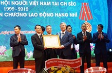 Vietnamese association in Czech Republic marks 20th anniversary
