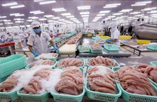 US cuts antidumping duties on Vietnamese tra fish fillets