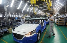Domestic auto industry in need of policies to raise competitiveness