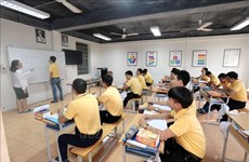 Vietnamese ranked second among foreign alumni working in Japan