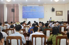 Conference promotes building of peaceful Vietnam-Cambodia border