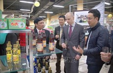 Thanh Hoa province promotes trade in Russia