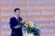 Viettel's subsidiary marks 10 years of operation in Laos