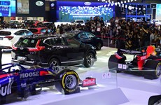 Vietnam Motor Show kicks off in HCM City