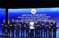 Vietnam joins 19th meeting of ASEAN telecommunication chiefs