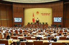 Lawmakers discuss improvement of personnel management