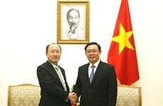 Deputy PM hosts visiting RoK Deputy FM for Economic Affairs