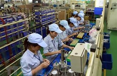 Hanoi records 7.35 percent economic growth in first three quarters