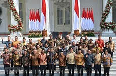 Indonesian President announces 12 new deputy ministers
