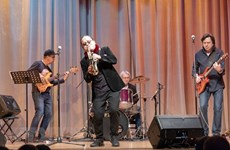 Vietnam-Russia jazz concert held in Moscow