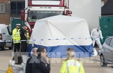39 truck deaths in UK: Vietnamese Embassy will take citizen protection