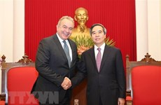Vietnam values relations with US: Party official